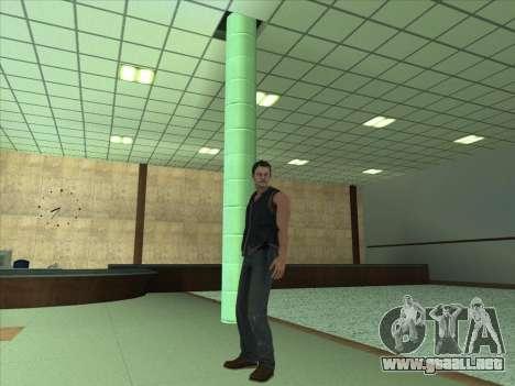 Daryl Dixon para GTA San Andreas sucesivamente de pantalla
