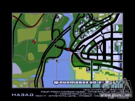 Customs Los Santos, San Fierro v2.0 para GTA San Andreas sucesivamente de pantalla