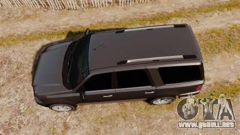 Dundreary Landstalker new wheels para GTA 4 visión correcta