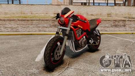 GTA V Pegassi Ruffian [Update] para GTA 4