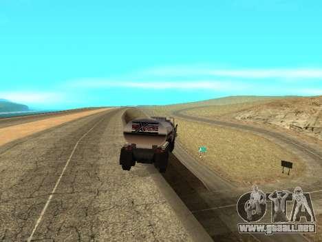Anti-desacoplamiento del remolque para GTA San Andreas segunda pantalla