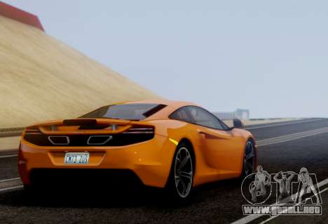 Currently ENB 2.0 para GTA San Andreas novena de pantalla