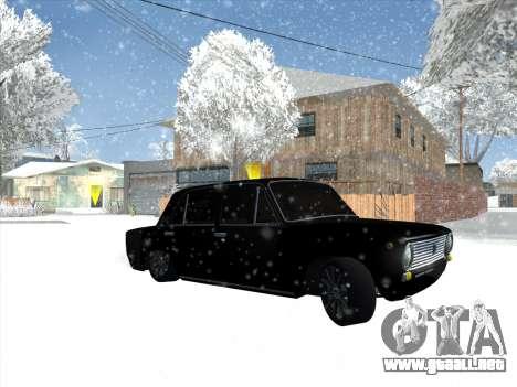 ВАЗ 2101 Optimización de Estilo para GTA San Andreas left