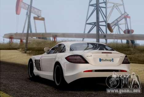 Currently ENB 2.0 para GTA San Andreas octavo de pantalla