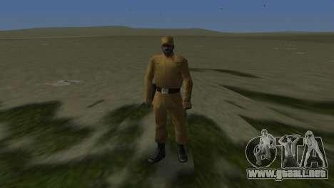Soldados afganos para GTA Vice City