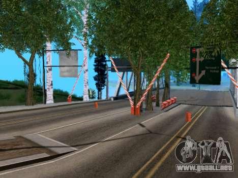 Customs Los Santos, San Fierro v2.0 para GTA San Andreas