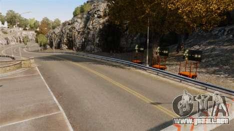 Rally de pista para GTA 4 séptima pantalla