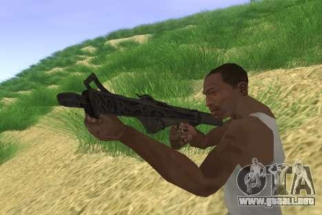 Ballesta de Skyrim para GTA San Andreas tercera pantalla