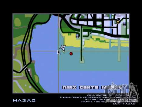 Nueva isla v1.0 para GTA San Andreas undécima de pantalla