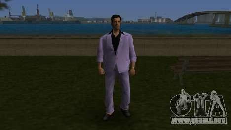 Traje Rosa para GTA Vice City