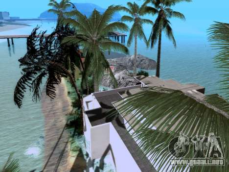 Nueva isla v1.0 para GTA San Andreas sexta pantalla