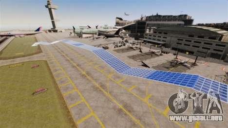 El truco del Parque para GTA 4 tercera pantalla