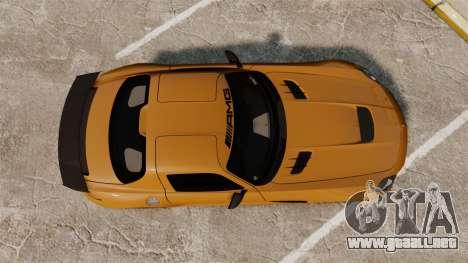 Mercedes-Benz SLS 2014 AMG Performance Studio para GTA 4 visión correcta