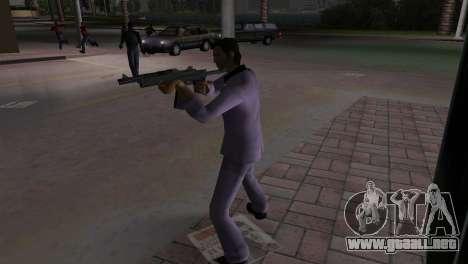 Traje Rosa para GTA Vice City tercera pantalla