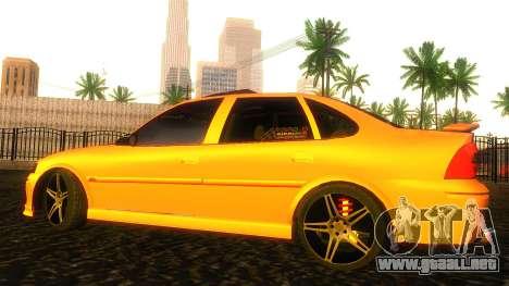 Opel Vectra B TUNING para GTA San Andreas left