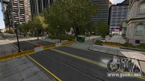 Ilegal de la calle deriva de la pista para GTA 4 séptima pantalla
