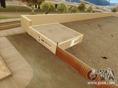 Actualizado texturas de la escuela de conducción para GTA San Andreas quinta pantalla