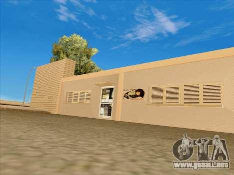Actualizado texturas de la escuela de conducción para GTA San Andreas tercera pantalla