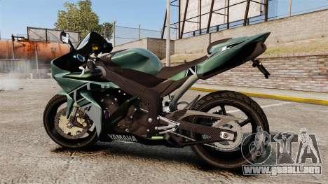 Yamaha R1 RN12 [Update] para GTA 4 left