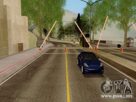 Costumbres SF-LV para GTA San Andreas quinta pantalla