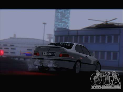 BMW M3 E36 para la vista superior GTA San Andreas