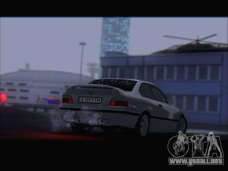 BMW M3 E36 para la vista superior GTA San Andreas
