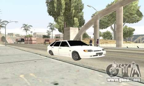 De los FLOREROS 2114 Avtosh para GTA San Andreas left