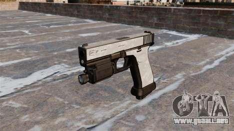 La pistola Glock 20 ACU Digital para GTA 4 tercera pantalla