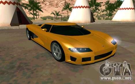 GTA V Entity XF para GTA San Andreas