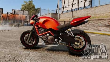 GTA V Pegassi Ruffian [Update] para GTA 4 left