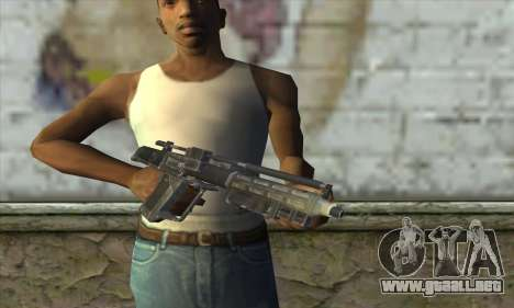 El rifle de Star Wars para GTA San Andreas tercera pantalla