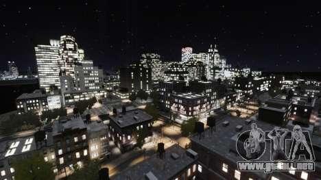 El Clima De Texas para GTA 4 segundos de pantalla