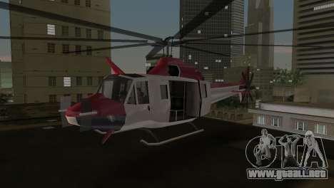 Bell HH-1D para GTA Vice City left