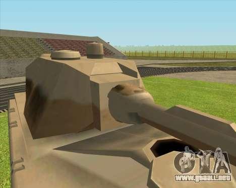 Rhino tp.Mouse para GTA San Andreas left