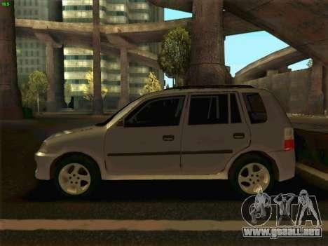 Mazda Demio 1998 para GTA San Andreas left