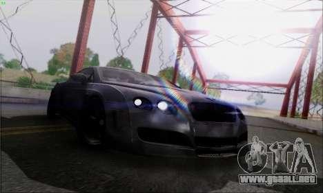 Lensflare By DjBeast para GTA San Andreas décimo de pantalla
