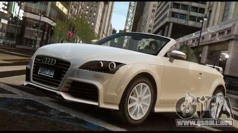 Audi TT RS v1.0 para GTA 4