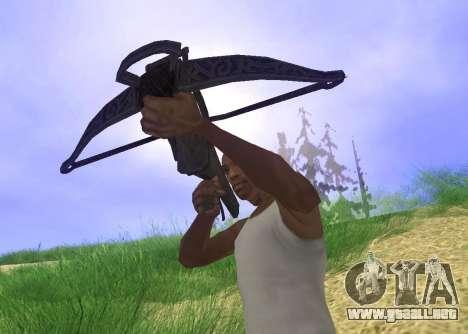 Ballesta de Skyrim para GTA San Andreas