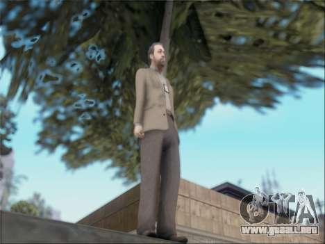 Dave Norton из GTA V para GTA San Andreas tercera pantalla
