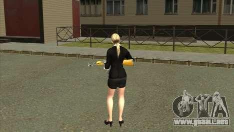 Stella Romani para GTA San Andreas segunda pantalla