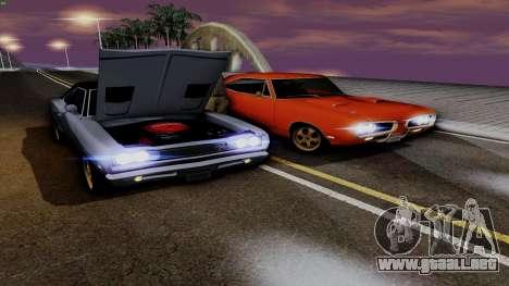 Dodge Coronet RT 1969 440 Six-pack para GTA San Andreas