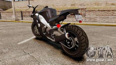 GTA V Nagasaki Carbon RS [Update] para GTA 4 visión correcta