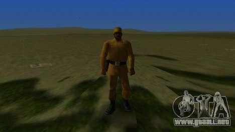 Soldados afganos para GTA Vice City sucesivamente de pantalla