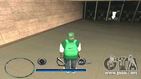 Cleo House Checker para GTA San Andreas