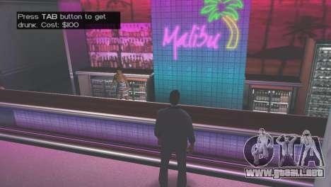 Frente para GTA Vice City segunda pantalla