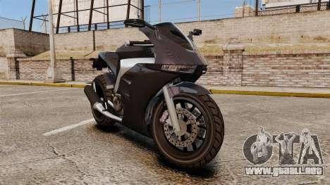 GTA V Nagasaki Carbon RS [Update] para GTA 4
