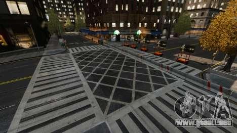 Ilegal de la calle deriva de la pista para GTA 4 segundos de pantalla