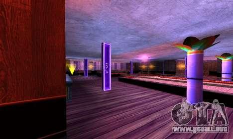Retexture Jizzy, Alhambra, Pig Pen para GTA San Andreas tercera pantalla