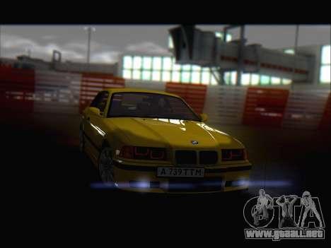 BMW M3 E36 para la visión correcta GTA San Andreas