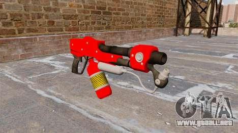 El lanzallamas MX-295 para GTA 4